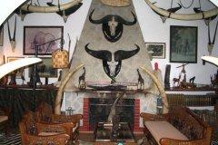Afrika múzeum - szoba