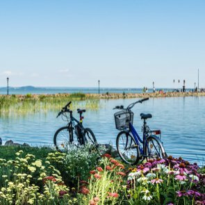 Kirándulás és sportolás Balatongyörökön